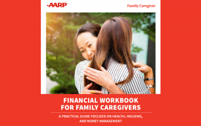 AARP's Workbook for Family Caregivers