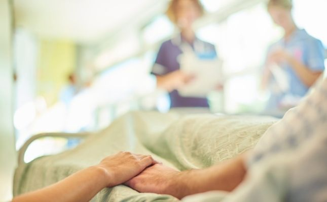 In the Hospital – Advice from other Caregivers