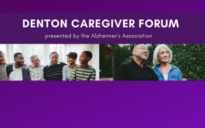 Denton Caregiver Forum Fall 2020