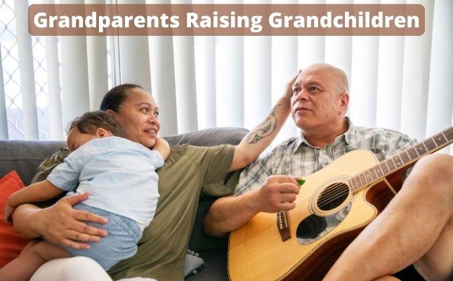 Financial Budgeting for Caregivers Also Raising Grandchildren
