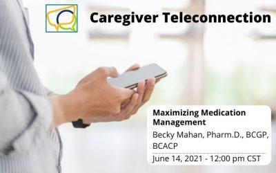 Maximizing Medication Management