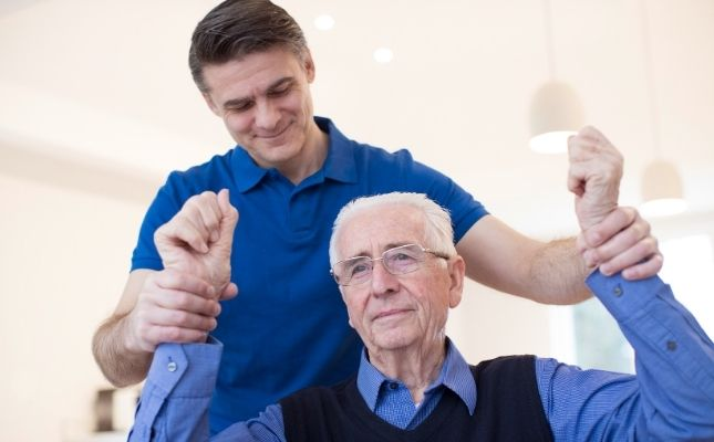 Men as Caregivers: The Changing Face of Caregiving
