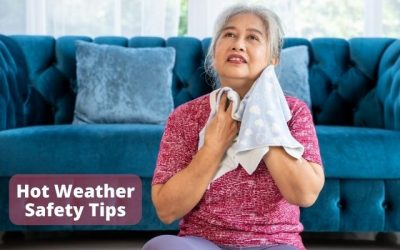 Hot Weather Safety for Older Adults Information and Tips for Family Caregivers