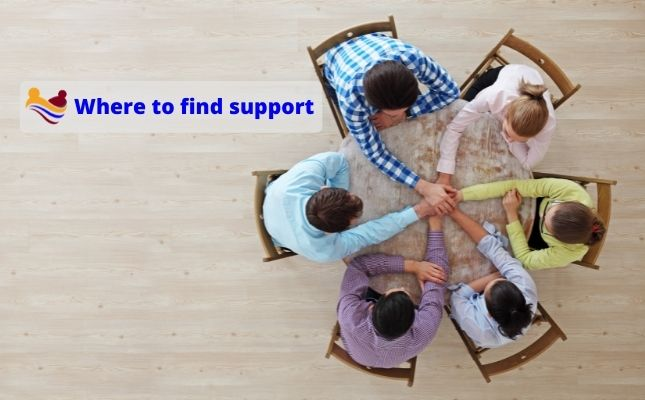 Counseling, Support Groups, and Telephone Support