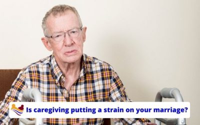 Is dementia caregiving straining your marriage?