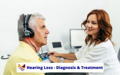 Hearing Loss – Diagnosis and Treatment